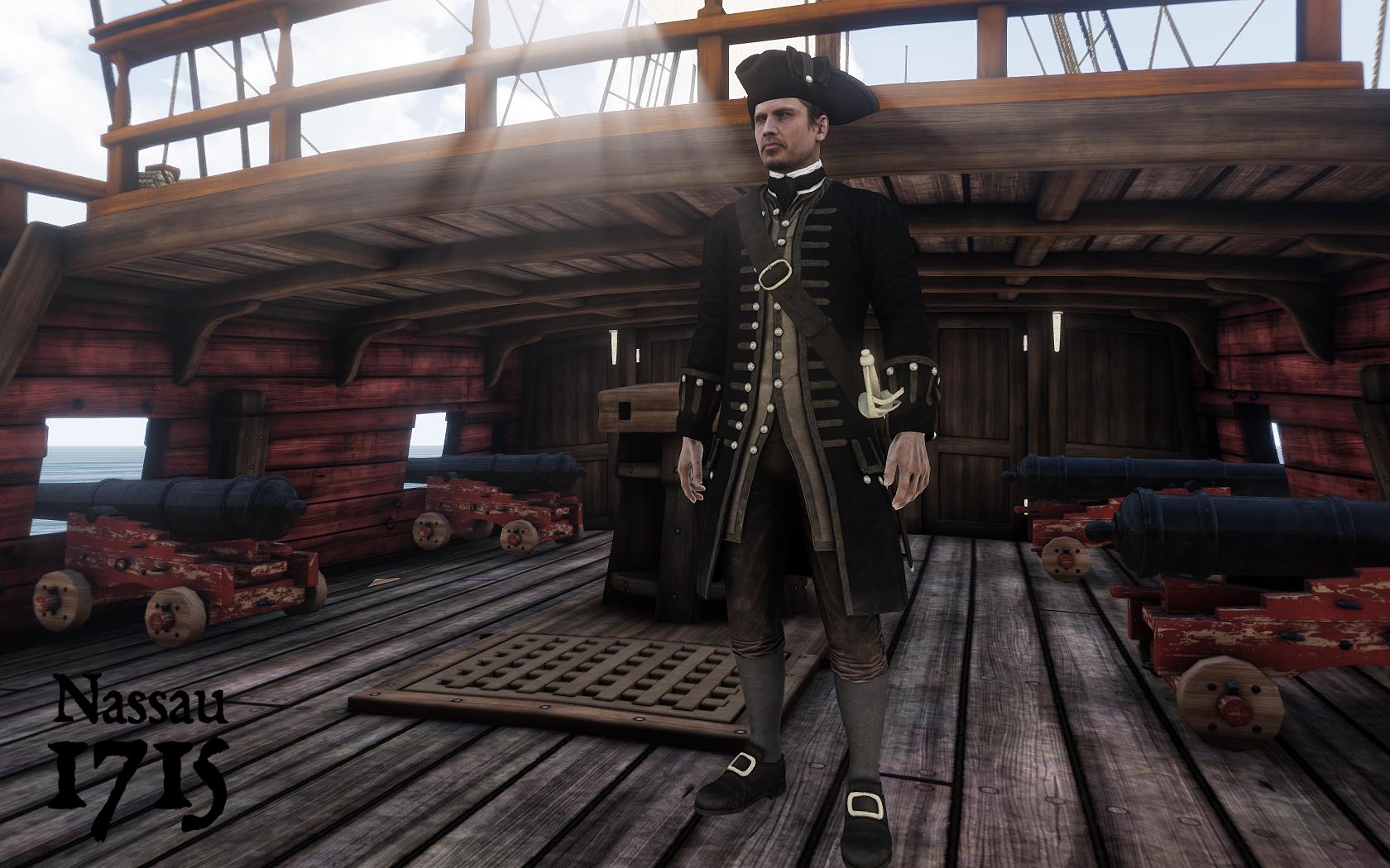 Nassau 1715 - Arma 3 mod | PiratesAhoy!