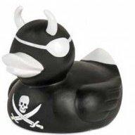 Bathtub-pirate